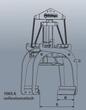 Eichinger Rohrverlegezange 1065 vollautomatisch Tragfähigkeit 1500kg 001