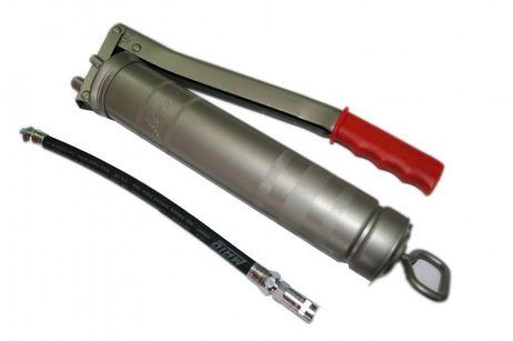 MATO Handhebelfettpresse - E 500 mit Schlauch und Mundstück NEU