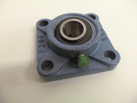 Flanschlager UCF 210 quadratisch Kugellager Gußgehäuse für 50 mm Welle