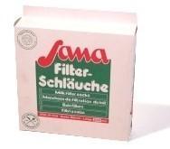 Filterschlauch 455 mm für Melkanlage Westfalia - 250 Stück