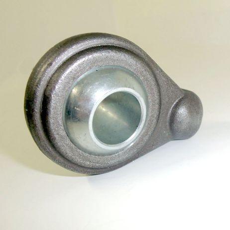 WGF Oberlenkerkugel Oberlenker Kugel 25//50mm Kat 2-2 für Traktor Dreipunkt