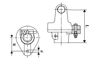 """AGDRIVE Weasler Scherbolzenkupplung 1 3/8"""" 6-teilig"""