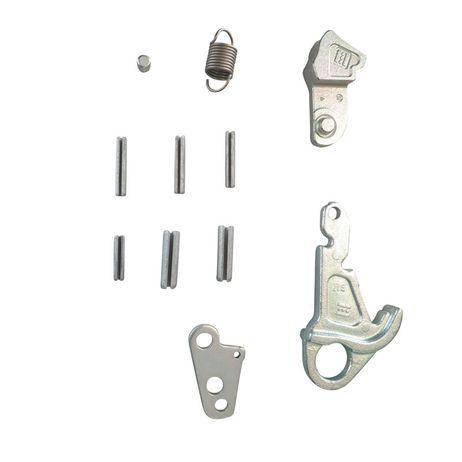 CBM Verriegelung Reparatursatz Sperrklinke Fanghaken Opti-Lock Kat.2 schwere Ausführung – Bild 1