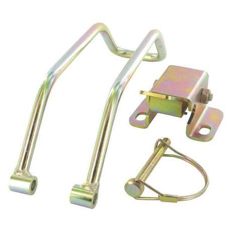 Haltebügelsatz Haltebügel Halterung Oberlenkerhalterung für Hydraulische Oberlenker