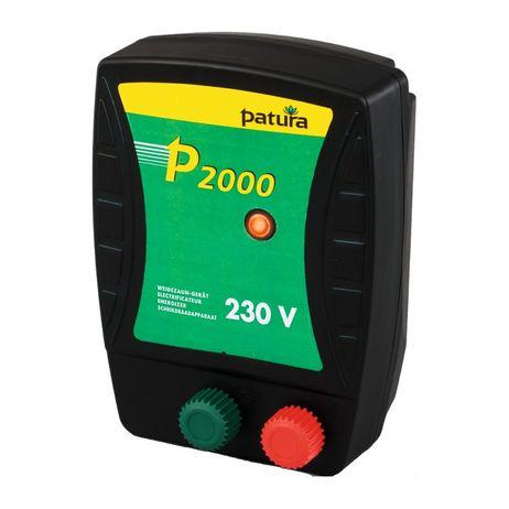 P2000 Weidezaun-Gerät für 230V Netzanschluss Patura Stromzaun