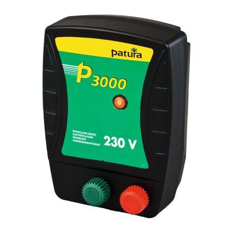 P3000 Weidezaun-Gerät für 230V Netzanschluss Patura Stromzaun