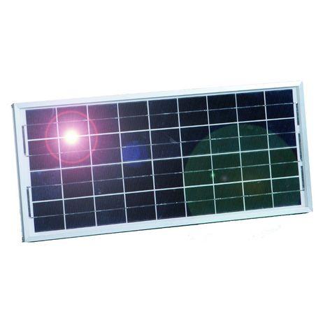 Solarmodul 15 W für Weidezaungeräte von Patura Aluminium-Rahmen
