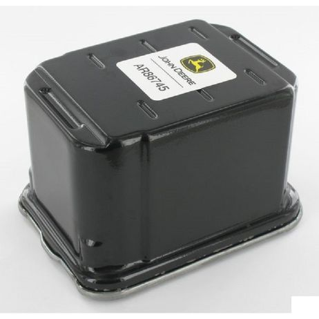 AR86745 Krafstofffilter/Dieselfilter passend für: John Deere 1737