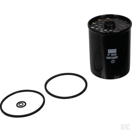 MANN Kraftstofffilter Art.Nr.: P 945X A: 84mm B: 19mm C: 17.5mm D: 87mm H: 112mm