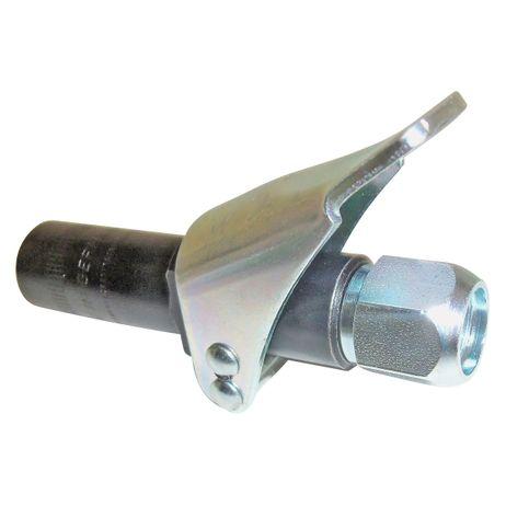 MATO safeLOCK Schnellkupplung für Fettpresse Hydraulik-Sicherheits-Mundstück – Bild 1