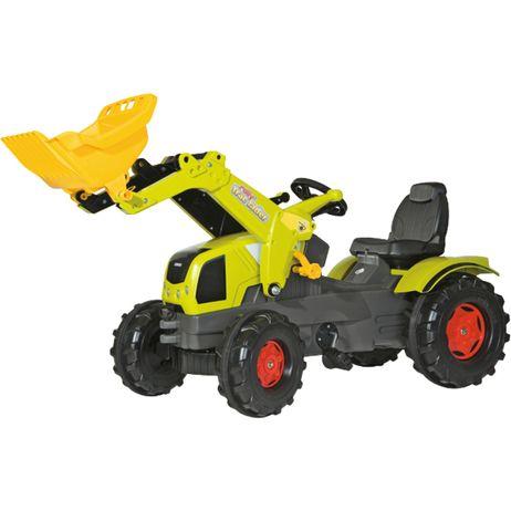 611041 Rolly Toys Claas Axos 340 mit Trac Lader verstellbarer Sitz