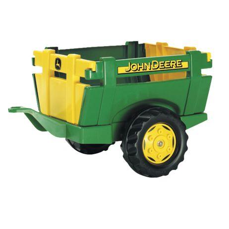 122103 Rolly Toys Farmtrailer John Deere
