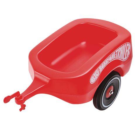 1300 BIG Bobby-Car Trailer rot ab 1 Jahr Anhänger für BIG-Bobby-Car