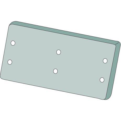 Anlage hoch, rechts und links 3411508 passend für Lemken      – Bild 2